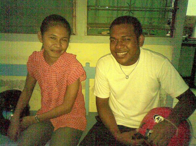 Tasya & Nong